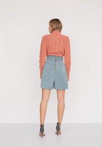 leilou - TIGA - Shorts - blau - 1