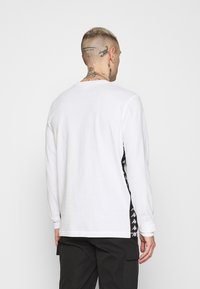 Kappa - HOLGA - Maglietta a manica lunga - bright white - 2