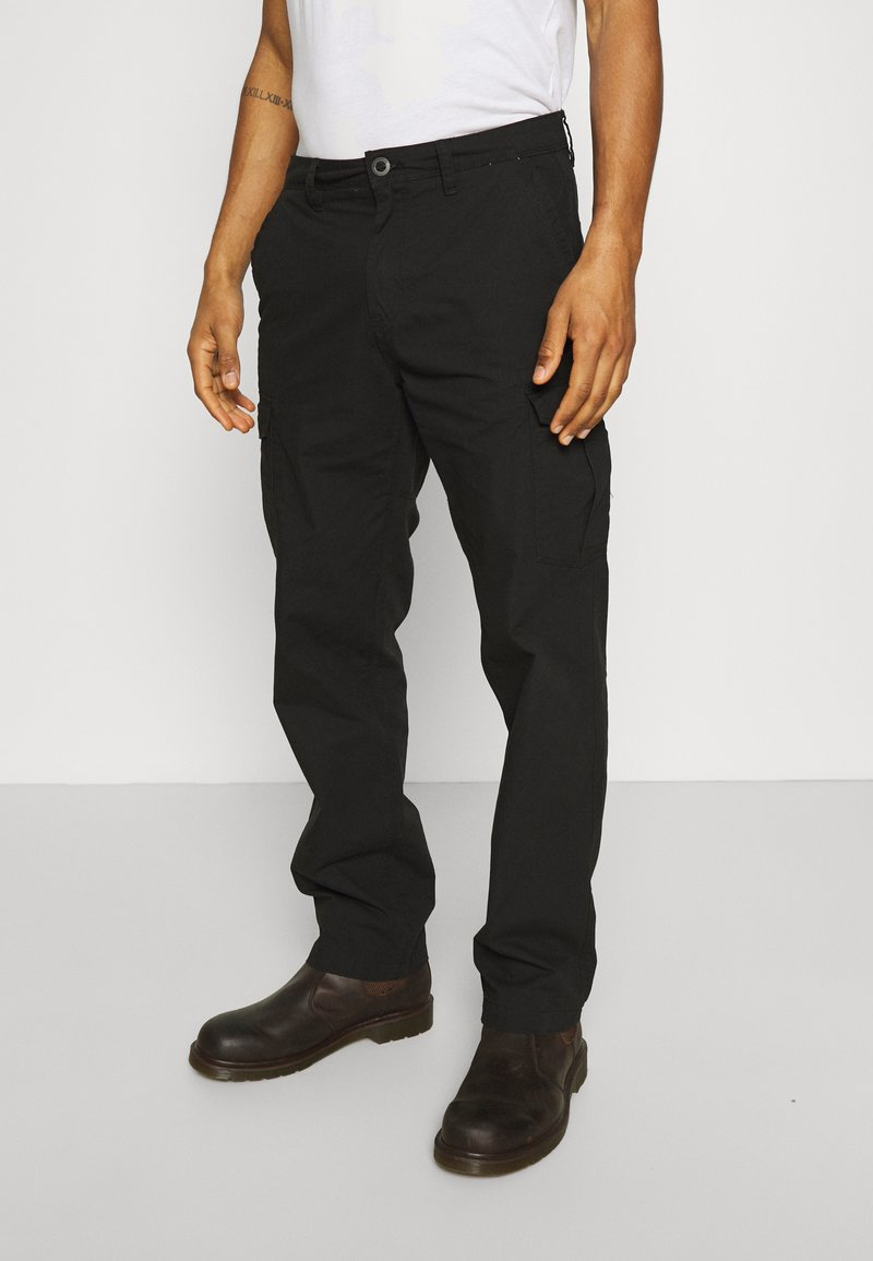 Volcom - MITER III CARGO PANT - Cargo trousers - black