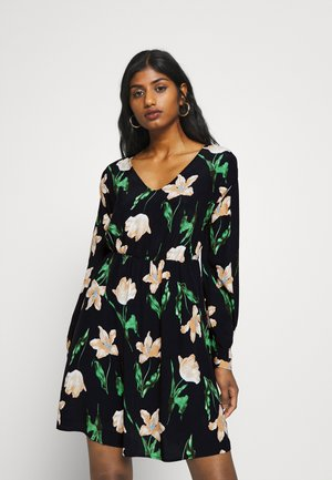 VMBETTY DRESS - Robe d'été - navy