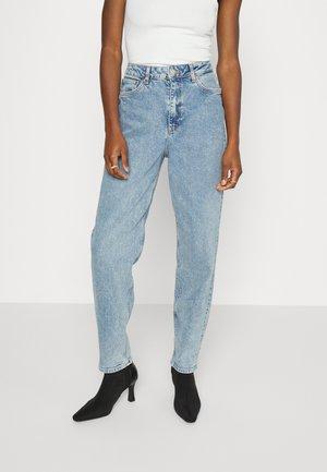 JXLISBON MOM - Relaxed fit jeans - light blue denim