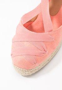 Castañer - CUCU  - Sandály na vysokém podpatku - albaricoque - 2