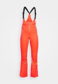 O'Neill - ORIGINALS BIB PANTS - Pantalon de ski - fiery coral - 4