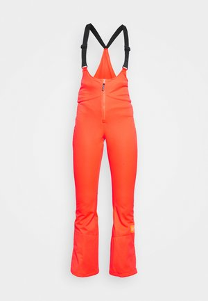 ORIGINALS BIB PANTS - Pantalon de ski - fiery coral