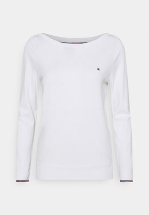 BOAT - Pullover - optic white