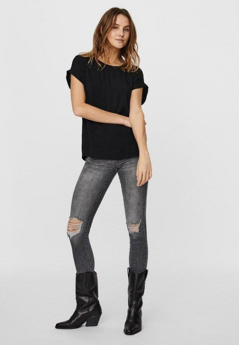 Damen VMBECCA - T-Shirt basic