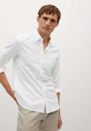 TWILL - Shirt - white