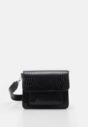 CAYMAN POCKET - Schoudertas - black