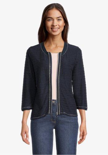Summer jacket - dunkelblau