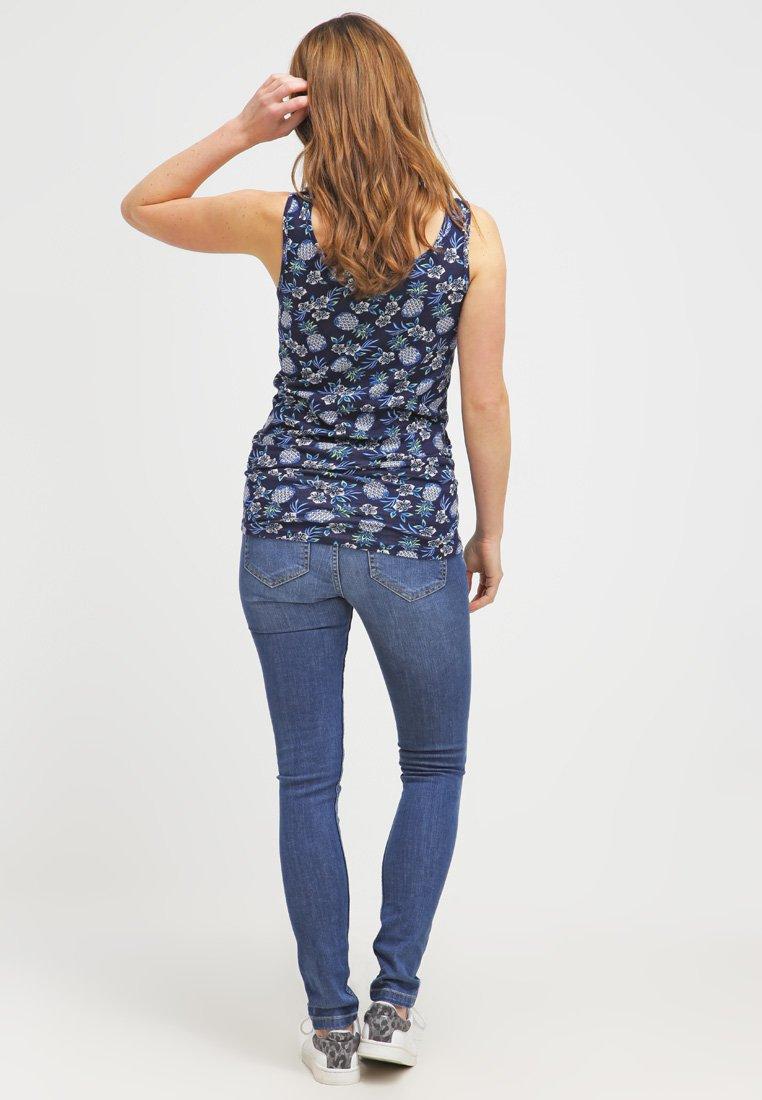 bellybutton MAYA - Jean slim - denim - Jeans Femme bGha3
