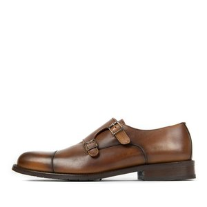 RICHELIEU  - Zapatos con cordones - brown