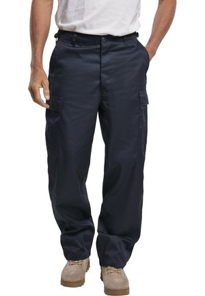 Pantaloni cargo - navy