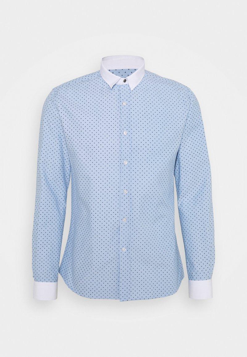 Shelby & Sons - HARTLEY SHIRT - Shirt - light blue