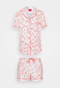 s.Oliver - SHORTY  - Pyjama set - ecru - 5