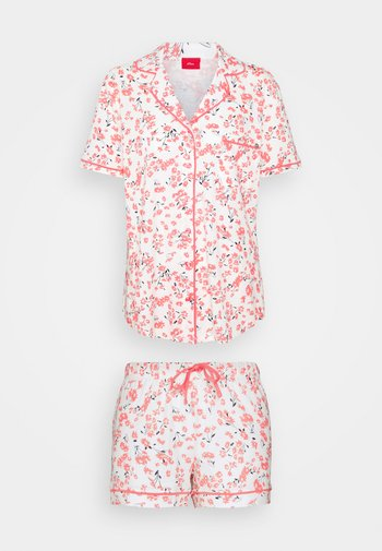 SHORTY  - Pyjamas - ecru