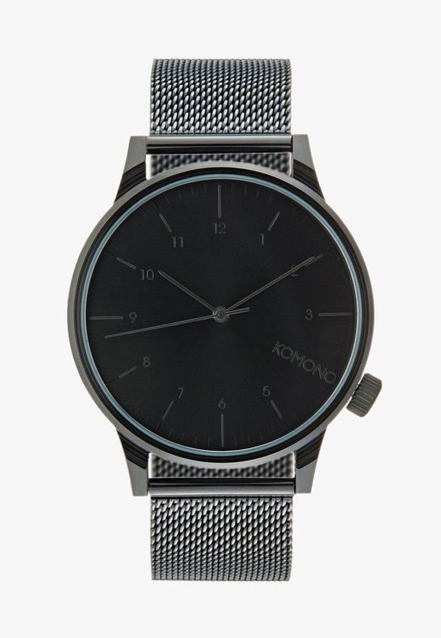 WINSTON - Klokke - black