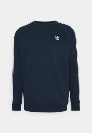 3-STRIPES CREWNECK SWEATSHIRT - Felpa - conavy