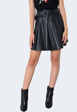 ONLSARA - A-line skirt - black