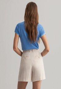 GANT - Polo shirt - pacific blue - 2