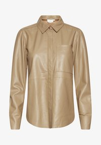 Dranella - DRLIRINA - Button-down blouse - tan - 5