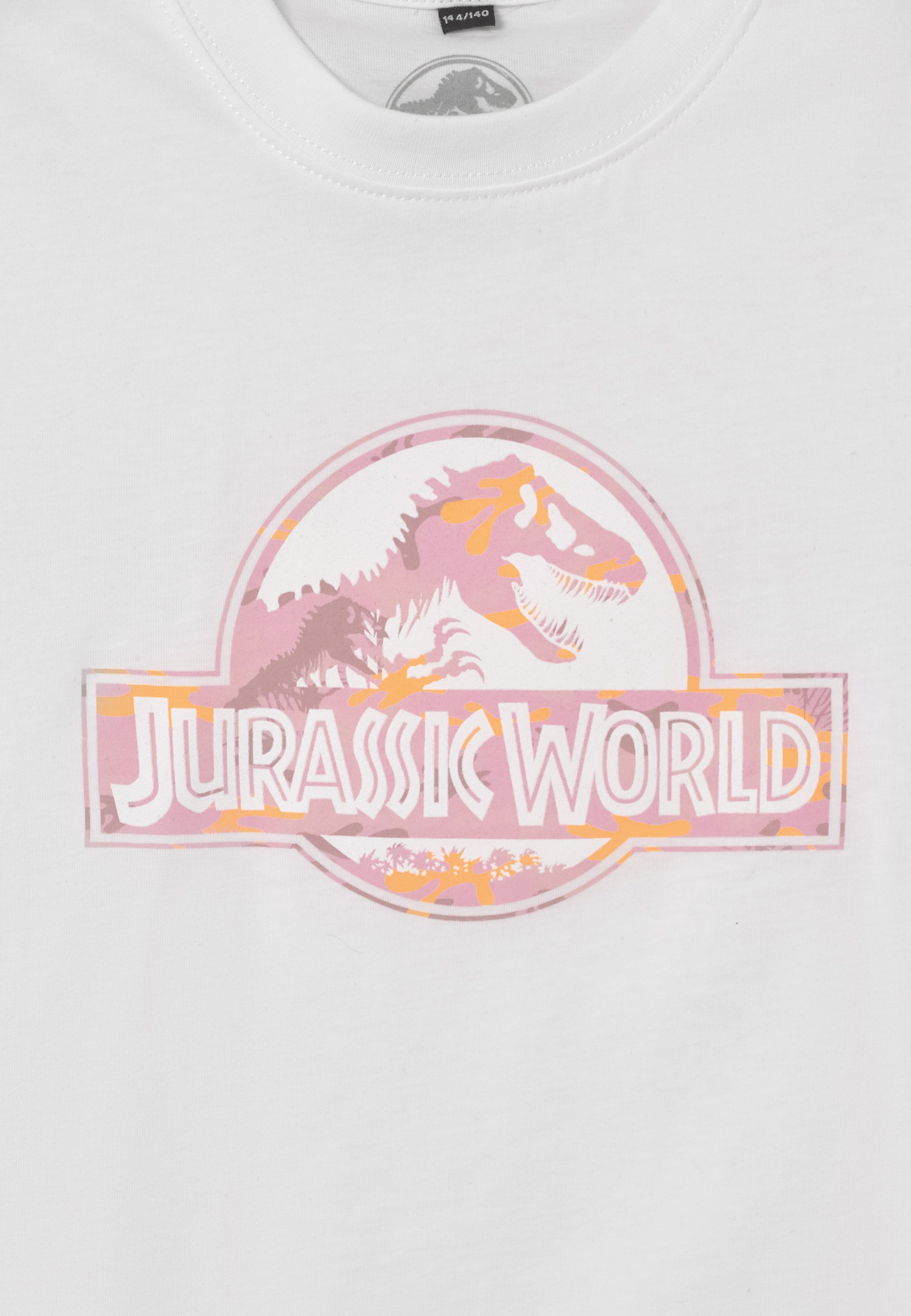 Kids JURASSIC PARK LOGO TEE UNISEX - Print T-shirt