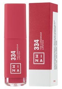 3ina - THE LONGWEAR LIPSTICK - Liquid lipstick - 334 - 1