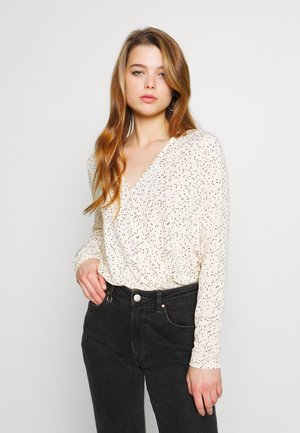 VMIVANA - Long sleeved top - birch/ivana