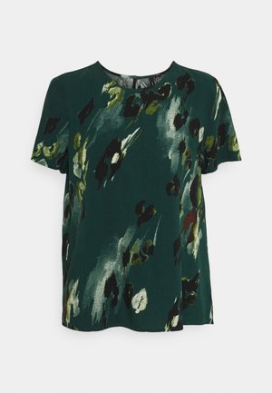 VMSASHA - T-shirts med print - sea moss