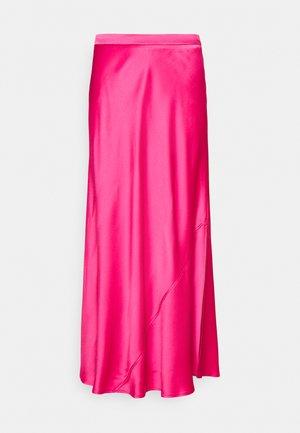 ROVENAS - Áčková sukně - bright pink