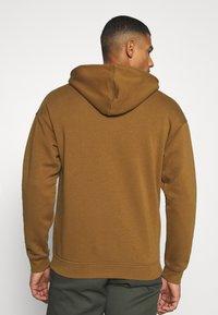 Jack & Jones - JORBRINK HOOD - Sweatshirt - rubber - 2