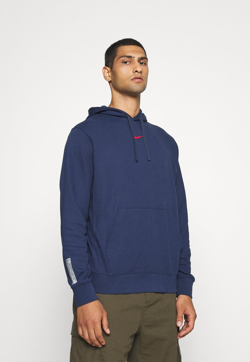 Nike Sportswear - HOODIE - Mikina skapucí - midnight navy