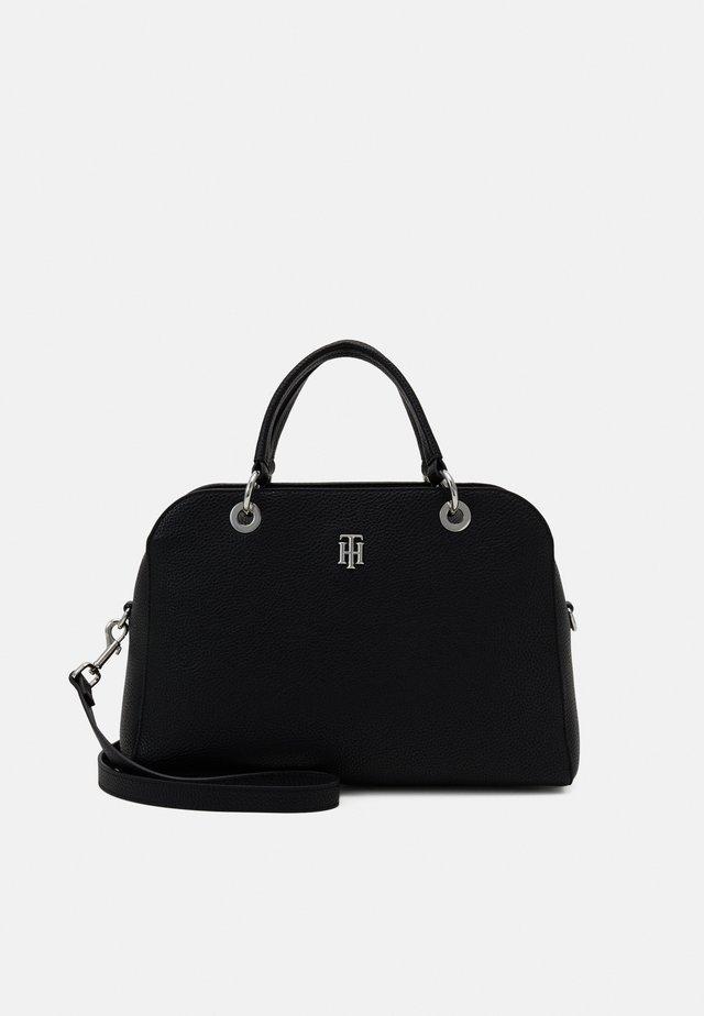 ESSENCE DUFFLE - Handbag - black
