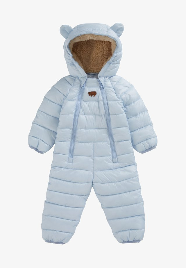 CLOUD - Snowsuit - skye blue