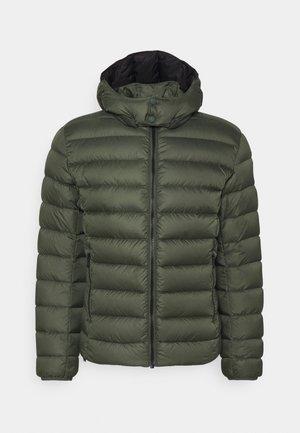 MENS JACKET - Down jacket - olive