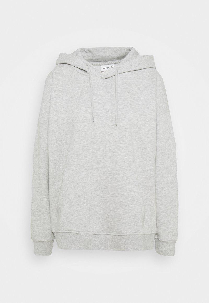 ONLY - ONLFEEL  - Hoodie - light grey melange