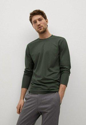 MIAMI - Long sleeved top - khaki