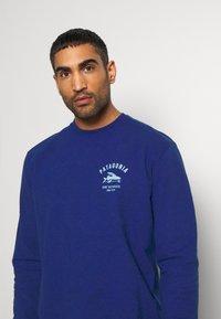 Patagonia - SURF ACTIVISTS UPRISAL CREW  - Sweatshirt - superior blue - 3