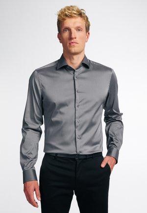 SLIM FIT - Formal shirt - silbergrau