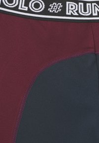 Molo - OLYSSIA - Legging - bordeaux, dark blue