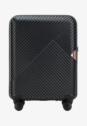 STYLE - Wheeled suitcase - black