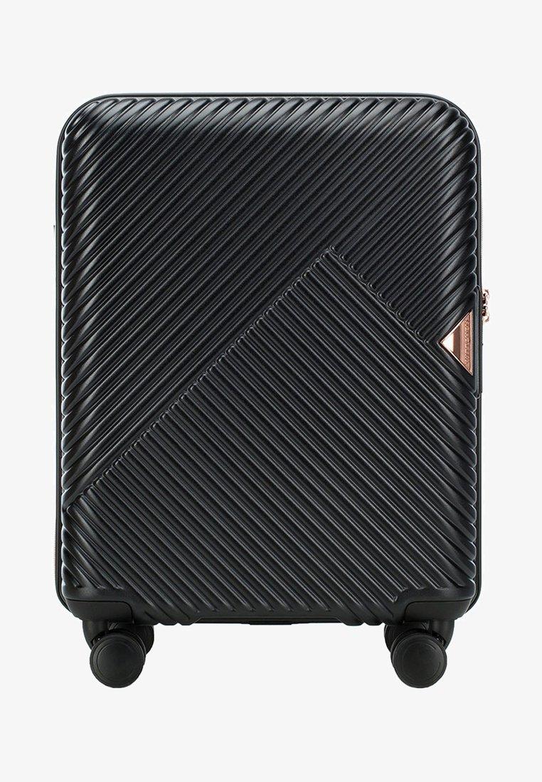 Wittchen - STYLE - Wheeled suitcase - black