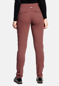 Vive Maria - Trousers - rot allover - 2