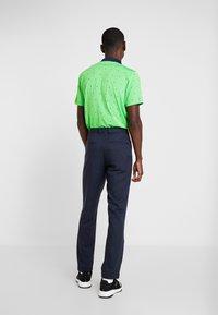 Puma Golf - ANTRIM PANT - Trousers - peacoat - 2