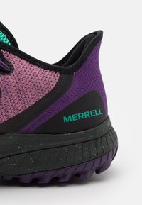 Merrell - BRAVADA - Hiking shoes - erica/peacock - 5
