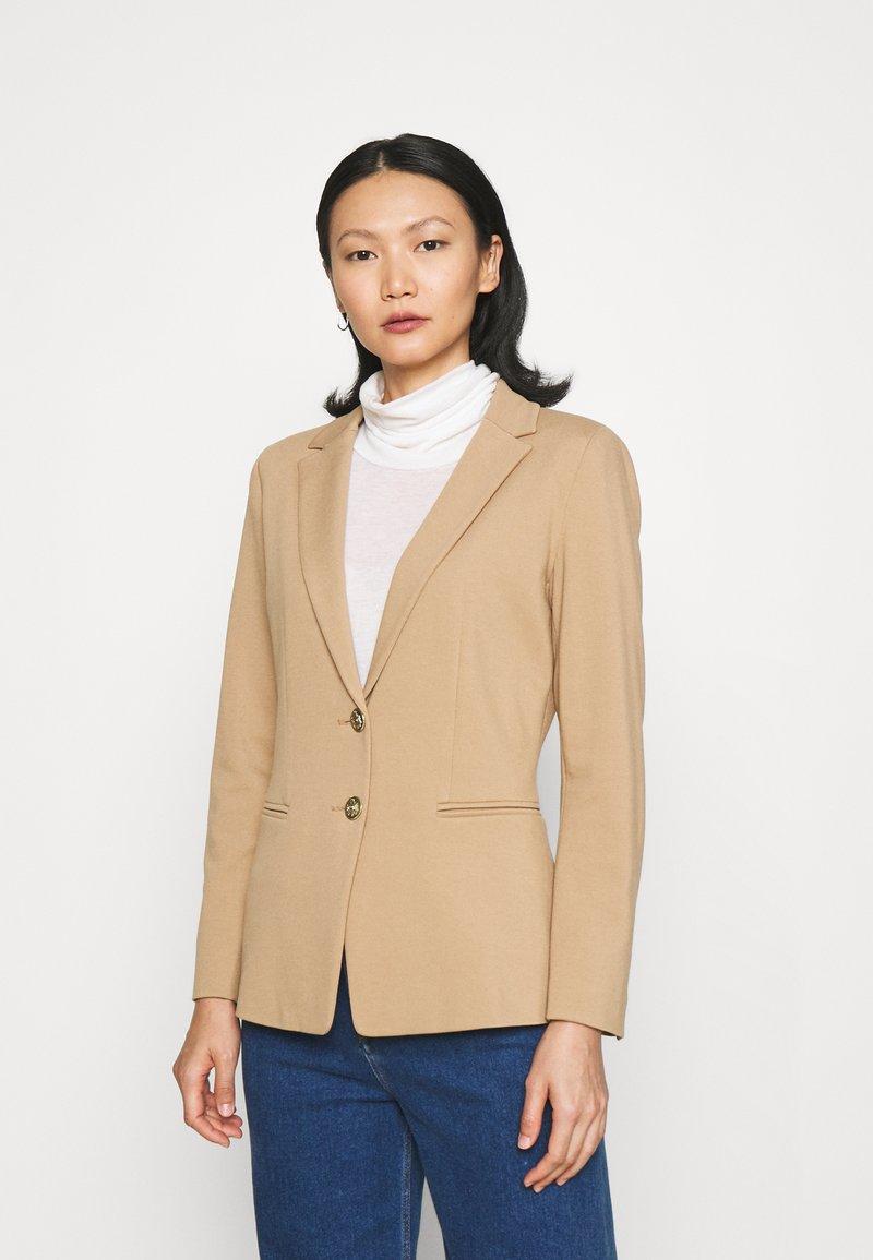 Marella - WHISKY - Blazer - beige