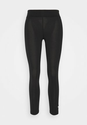 Leggingsit - black/white