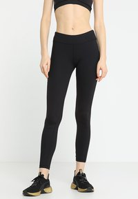 Even&Odd active - Leggings - black - 0