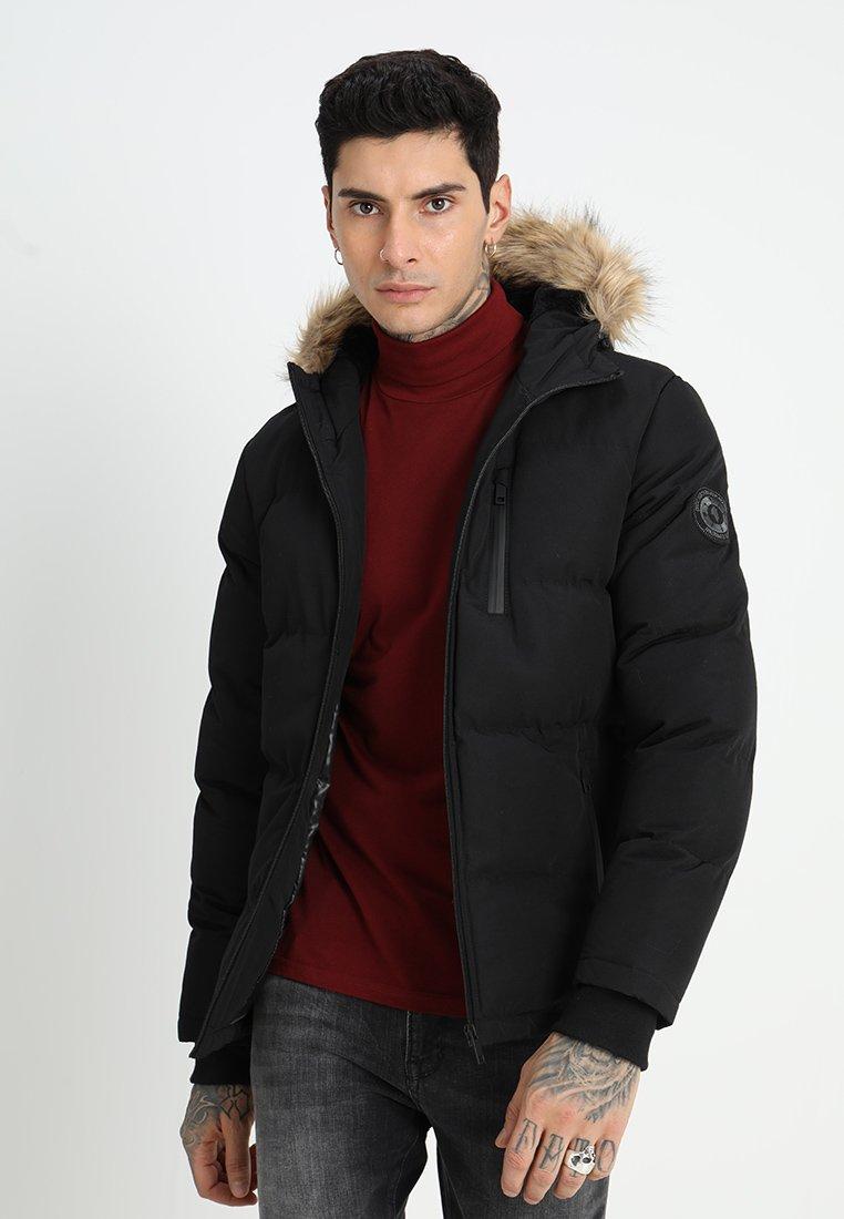 Brave Soul - TRAIL - Winter jacket - black