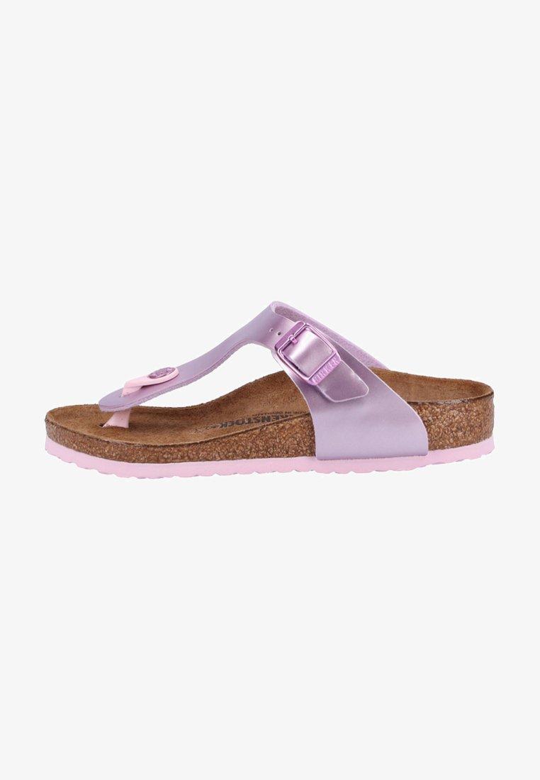 Birkenstock - GIZEH - Tongs - purple