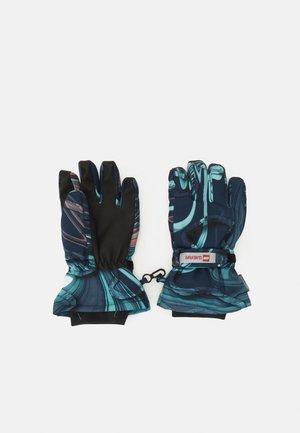 AZUN GLOVES UNISEX - Gloves - dark blue